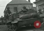 Image of French 2nd Armored Division Sees France, 1944, second 55 stock footage video 65675021855