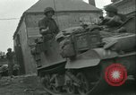 Image of French 2nd Armored Division Sees France, 1944, second 56 stock footage video 65675021855