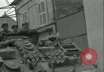 Image of French 2nd Armored Division Sees France, 1944, second 59 stock footage video 65675021855