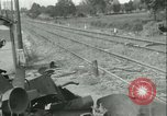 Image of French 2nd Armored Division Alencon France, 1944, second 25 stock footage video 65675021856
