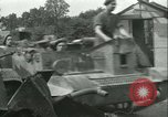 Image of French 2nd Armored Division Alencon France, 1944, second 28 stock footage video 65675021856