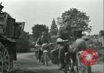 Image of French 2nd Armored Division Alencon France, 1944, second 33 stock footage video 65675021856