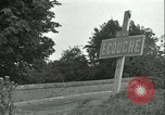 Image of French 2nd Armored Division Alencon France, 1944, second 38 stock footage video 65675021856