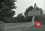 Image of French 2nd Armored Division Alencon France, 1944, second 39 stock footage video 65675021856