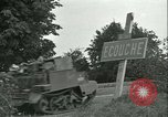 Image of French 2nd Armored Division Alencon France, 1944, second 41 stock footage video 65675021856