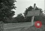 Image of French 2nd Armored Division Alencon France, 1944, second 45 stock footage video 65675021856