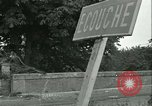 Image of French 2nd Armored Division Alencon France, 1944, second 48 stock footage video 65675021856