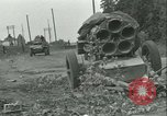 Image of French 2nd Armored Division Alencon France, 1944, second 55 stock footage video 65675021856