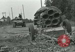 Image of French 2nd Armored Division Alencon France, 1944, second 60 stock footage video 65675021856
