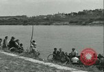 Image of Ferry boats France, 1944, second 22 stock footage video 65675021858