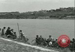 Image of Ferry boats France, 1944, second 23 stock footage video 65675021858