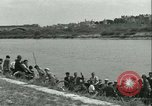 Image of Ferry boats France, 1944, second 25 stock footage video 65675021858