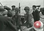 Image of Ferry boats France, 1944, second 28 stock footage video 65675021858