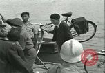 Image of Ferry boats France, 1944, second 37 stock footage video 65675021858