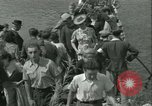 Image of Ferry boats France, 1944, second 55 stock footage video 65675021858