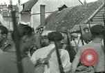 Image of French Resistance Chateaudun France, 1944, second 27 stock footage video 65675021862