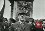 Image of Liberation of Paris Paris France, 1944, second 14 stock footage video 65675021865