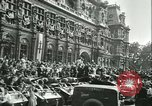 Image of Liberation of Paris Paris France, 1944, second 24 stock footage video 65675021865