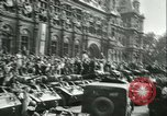 Image of Liberation of Paris Paris France, 1944, second 25 stock footage video 65675021865
