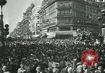 Image of Liberation of Paris Paris France, 1944, second 60 stock footage video 65675021865