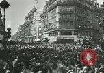Image of Liberation of Paris Paris France, 1944, second 62 stock footage video 65675021865