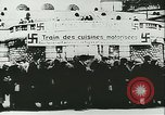 Image of French refugees Paris France, 1942, second 5 stock footage video 65675021868