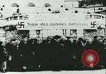 Image of French refugees Paris France, 1942, second 6 stock footage video 65675021868