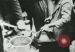 Image of French refugees Paris France, 1942, second 16 stock footage video 65675021868