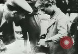 Image of French refugees Paris France, 1942, second 18 stock footage video 65675021868