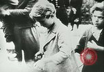 Image of French refugees Paris France, 1942, second 19 stock footage video 65675021868
