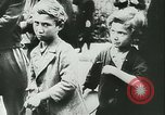 Image of French refugees Paris France, 1942, second 21 stock footage video 65675021868