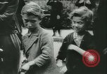 Image of French refugees Paris France, 1942, second 22 stock footage video 65675021868