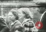 Image of French refugees Paris France, 1942, second 23 stock footage video 65675021868