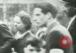 Image of French refugees Paris France, 1942, second 24 stock footage video 65675021868