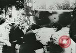 Image of French refugees Paris France, 1942, second 57 stock footage video 65675021868