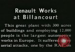 Image of Allied bombing Paris France, 1945, second 5 stock footage video 65675021874