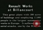 Image of Allied bombing Paris France, 1945, second 8 stock footage video 65675021874