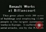 Image of Allied bombing Paris France, 1945, second 11 stock footage video 65675021874