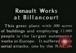 Image of Allied bombing Paris France, 1945, second 15 stock footage video 65675021874