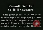 Image of Allied bombing Paris France, 1945, second 16 stock footage video 65675021874