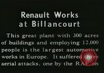Image of Allied bombing Paris France, 1945, second 19 stock footage video 65675021874