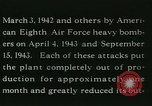 Image of Allied bombing Paris France, 1945, second 21 stock footage video 65675021874