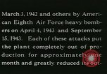 Image of Allied bombing Paris France, 1945, second 29 stock footage video 65675021874