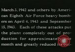 Image of Allied bombing Paris France, 1945, second 37 stock footage video 65675021874
