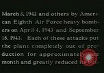 Image of Allied bombing Paris France, 1945, second 40 stock footage video 65675021874