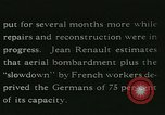 Image of Allied bombing Paris France, 1945, second 41 stock footage video 65675021874