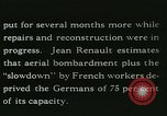 Image of Allied bombing Paris France, 1945, second 42 stock footage video 65675021874