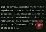 Image of Allied bombing Paris France, 1945, second 46 stock footage video 65675021874