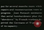 Image of Allied bombing Paris France, 1945, second 52 stock footage video 65675021874