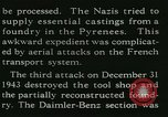 Image of Allied bombing Paris France, 1945, second 47 stock footage video 65675021875
